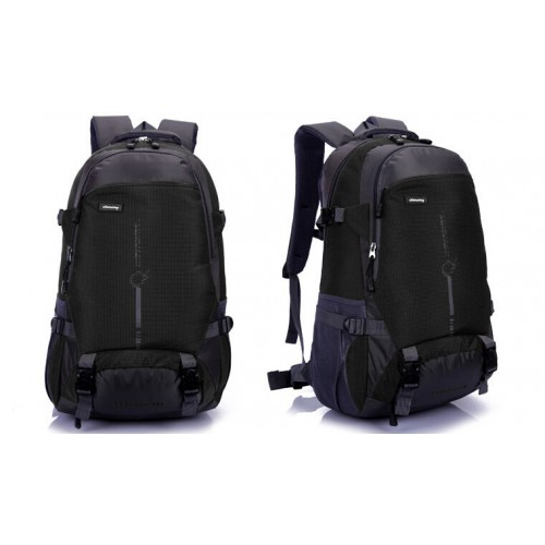 45L Travel Backpack Men Women Travel Backbag Large Capacity Waterproof Nylon Sport Camping Mountaineering Hiking Shoulder Bags