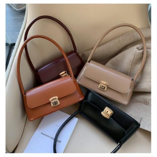 Pu Leather Handbag Shoulder Tote Women Bag Satchel Messenger Crossbody Bags Women's Bag Handbags