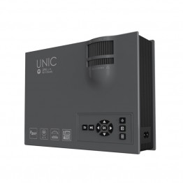 UNIC UC46 WIFI Portable LED Video Home Cinema Projector Laptop PC VGA/USB/SD/AV/HDMI Wireless Mini Pocket Projector