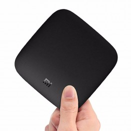 XIAOMI 4K Mi Box 3 H.265 Android 6.0 TV BOX VP9 HDR Video Support DTS Dolby Remote Control[International version]
