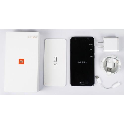 Xiaomi Mi6 Mi 6 Smartphone Snapdragon 835 Octa Core 6GB 64GB ROM 5.15'' FHD 18W Fast Charge 2x2 dual WIFI Android 7.1