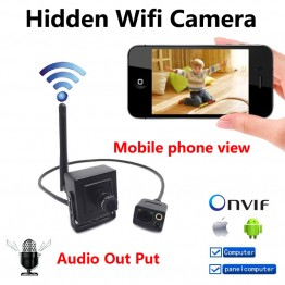 New Super Mini IP Camera wireless 720P cameras wifi CCTV Video audio Camera indoor H.264 Smallest 1.0MP P2P home security cam