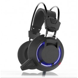 PLEXTONE PC835 Over-ear Gaming Headphone Headset Earphone With Mic Stereo Bass LED Light Glow For PC Game Casque