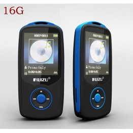 RUIZU X06 Bluetooth Sports MP3 music Player,16G 1.8Inch Screen 100hours high quality lossless Recorder Walkman
