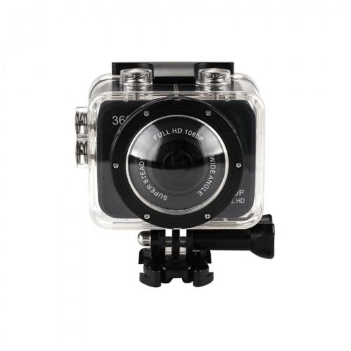 360 Action Camera Wifi Panoramic camera 1200MAH 2.0 Inch HD 1080PSport Cam Fisheye Waterproof 360 Degree Sport Driving VR Camera