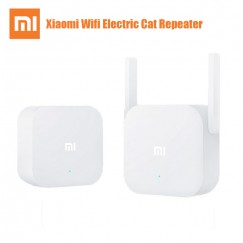 Xiaomi Wifi Repeater Electric Power Cat 2.4G Wireless Range Extender Router Access Point 300Mbps Signal Amplifier