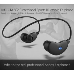 JAKCOM SE2 Professional Sports Bluetooth Earphone Sports Earbuds In-Ear Earphone Stereo Sound Bluetooth 4.1 Microphone