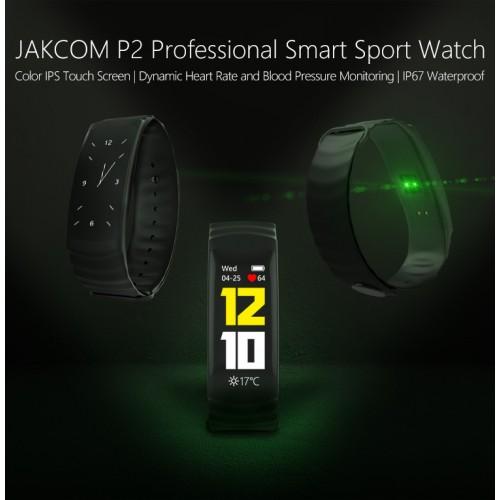 Jakcom p2 professional smart sport watch touch