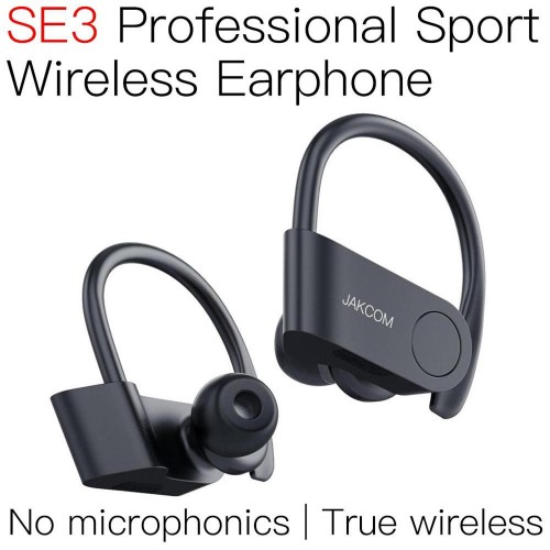JAKCOM SE3 Wireless Bluetooth Earphone sweatproof stereo waterproof Music Sport earhpone With MIC for Mobile Phones