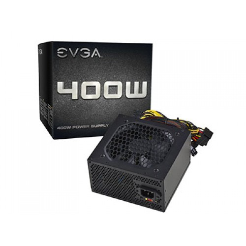 EVGA 400W Power Supply , p/n# 100-N1-0400-L1