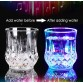 [2pcs / set]Creative Light Up LED Cups Automatic Flashing Drinking Cup Mugs Color Changing Beer Whisky Glass Cup For Bar Club Party Supplies