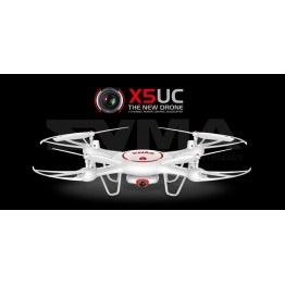 SYMA X5UW & X5UC FPV RC Drone WIFI With 2MP HD Camera 2.4G 4CH 6Axis Helicopter Height Hold One Key Land RC Quadcopter