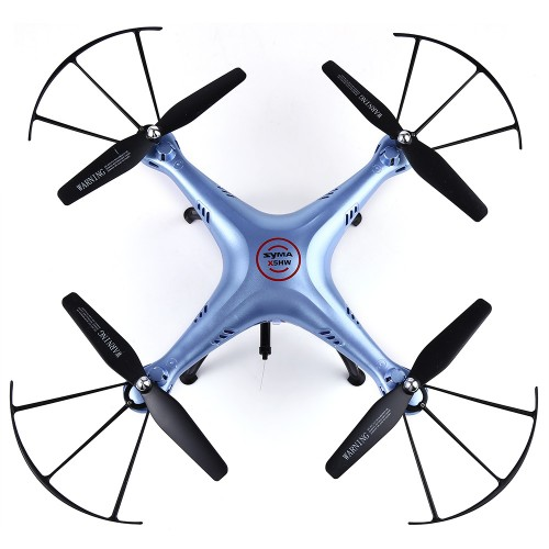 Syma X5HW FPV RC Quadcopter Dron with WIFI Camera 2.4G 6-Axis Upgrade RC Helicopter Toys Pressure High