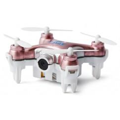 Cheerson CX-10W CX10W Mini Wifi FPV With 720P 0.3MP Camera LED RC 3D Flip 4CH CX10 Update Version Mini Drone Helicopter