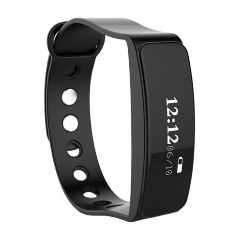 DWO V5S Smart Bluetooth Bracelet Fitness Smart Band with OLED Display Pedometer Step Calories Counter Call Reminder Wrist Watches
