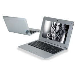 DWO Netbook 10.1inch Android 4.1 Wifi VIA 8880 1GB RAM 8G mini laptop HDMI Output Camera 0.3M