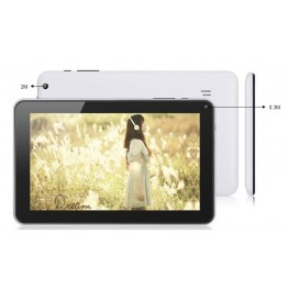 9 inch AllWinner A13 Android 4.0 512M 8GB Capacitive Touch Screen Dual cam Tablet PC