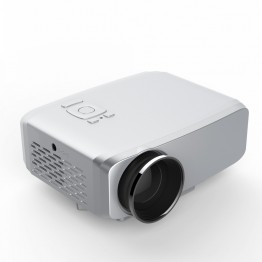 GP9S 800x480 mini projector,800lumens GM60 led beamer with Gift color box packing for video game