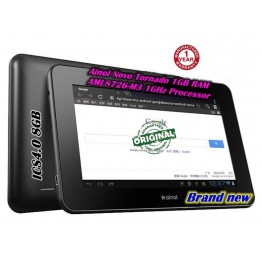 "Ainol NOVO 7 Tornados Cortex A9 AML8726-M3 1GHz Processor Play 7"" capacitive Tablet PC 1GHz 1GB RAM"