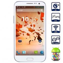 Star B6000'  5.7 inch MTK6589T android 4.2 1GB RAM 8GB ROM 1280x720 HD IPS Dual sim