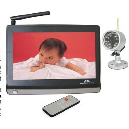 7in Inch LCD Baby Monitor with Night Vision Camera