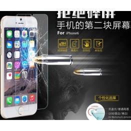Rock 0.2mm 2.5D Ultra Thin High Clear Tempered Glass Screen Protector Anti Blue Light  Film for Apple iPhone 6 4.7 inch with Retail Box with tracking no