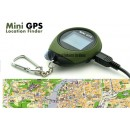 Handheld Keychain Mini GPS Navigation USB Rechargeable For Outdoor Sport Travel with tracking no