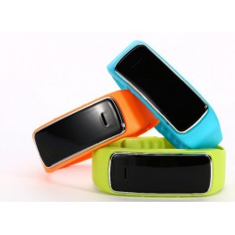 D3 Pedometer Sleep Tracker Health Wristband More than Gear Remote Control Smart Gear Fit for Iphone Samsung Android Phone