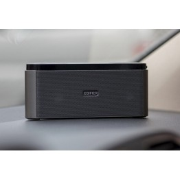 Edifier m19 FM radio, Quality digital sound mp3 player. insert Micro SD card. Built-in high capacity Lithium Battery