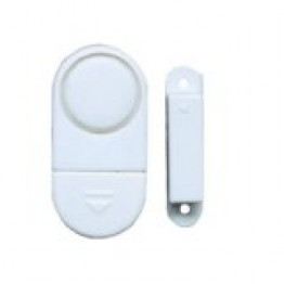 Wireless Door Window Entry Burglar Alarm Safety Security Guardian Protector
