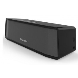 Bluedio BS-2 (Camel) Mini Bluetooth speaker Portable Wireless speaker Sound System 3D stereo Music surround(black)
