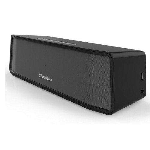 Bluedio BS-2 (Camel) Mini Bluetooth speaker Portable Wireless speaker Sound System 3D stereo Music surround(black)