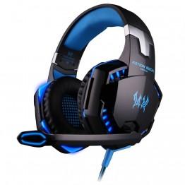 KOTION EACH G2000 Game Headphones Dota 2 Gaming HeadSet Over Ear Headphone Mic for Earpiece HiFi Gamer Earphones