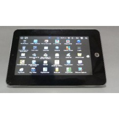 7inches apad epad VIA 8650  Android 2.2 Tablet PC 2G