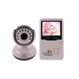 "2.4""TFT Wireless Digital Baby Monitor IR Video Talk one Camera Night Vision video/Baby Monitor"