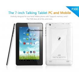 JXD P300 HDMI phone call bluetooth IPS Screen Tablet MTK8377 Cortex A9 Dual core1.2GHz 512MB RAM 4GB ROM tablet