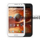 JIAKE N7100 Android 4.2 Phone MTK6582 Quad Core 1.3GHz 5.3Inch ROM 4GB WCDMA 2G GPS Built-in Stylus Cell Phone