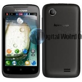 Lenovo A269i Smartphone MTK6572W Dual Core Android 2.3 3G WiFi 3.5 Inch support multiple language WDMA