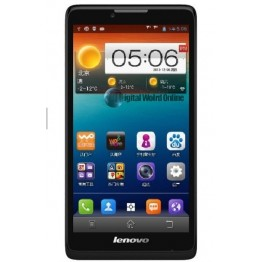 Lenovo A880 Smartphone MTK6582M 6in Quad Core 1GB RAM 8GB ROM Android 4.2 Phone 5.0MP Camera WCDMA GPS Dual Sim GPS