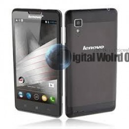Lenovo P780 white MTK6589 Quad Core Phone 5.0 inch HD IPS Screen 8MP Camera Android Phone