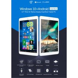 Cube i6 Remix 9.7Inch Tablet Remix 1.0 OS Intel Z3735F Quad Core 2048*1536 2GB 32GB Bluetooth