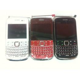 "S3 2.2"" LCD Quad-SIM Quad-Network Standby Quadband GSM Cell Phone with FM"
