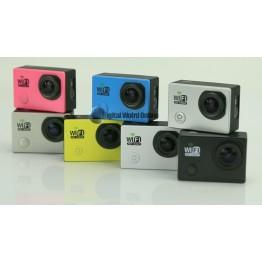 SJ6000 original 12MP Full HD 1080P 2.0 pouces WiFi Sport Diving Camera +under Waterproof Case +other SJ6000 accessories