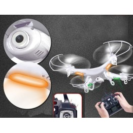 SYMA X5C X5C-1 100% Original 2.4G 4CH 6 Axis Remote Control RC Helicopter Quad copter Drone Ar.Drone With HD Camera