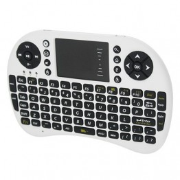 2.4G Rii Mini i8 Wireless Keyboard with Touchpad for PC Pad Google Andriod TV Box Xbox360 PS3