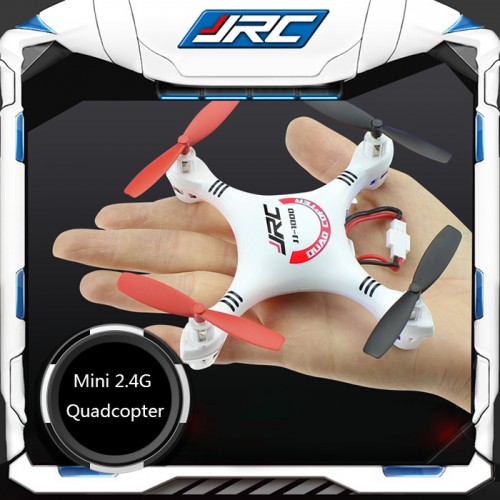 JJRC JJ - 1000 Headfree 6 Axis Gyro 2.4G 4CH RC helicopter Quadcopter BNF with 360 Degree Eversion dron Quadrocopter Mini drones