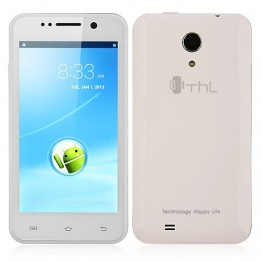 THL W100 Android 4.2 Os Android Phone MTK6589 Quad Core 1.2GHz 4.5'' Screen 8.0MP Dual Camera With Flip case