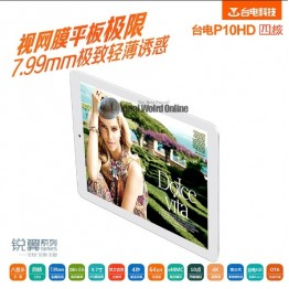 Teclast P10hd 9.7in Quad core tablet pc Allwinner A31 Android jelly bean 1G ram 16GB HDMI Retina