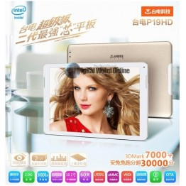 Teclast P19HD 10.1in Tablet PC Android 4.2 Retina IPS 1920*1200 16GB 2GB Intel Z2580