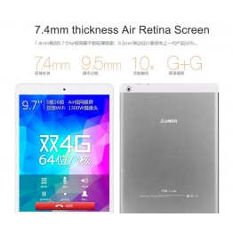 Teclast T98 4G LTE MT8752T 64Bit Octa Core Android 4.4 Tablet PC 9.7inch 2048x1536 Screen 2GB/16GB Phone Call 13.0MP
